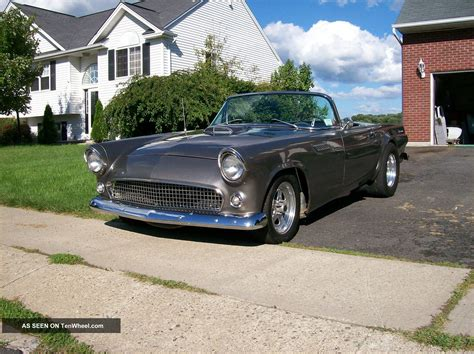 Hot Rod 1955 Ford Thunderbird Tonpixru
