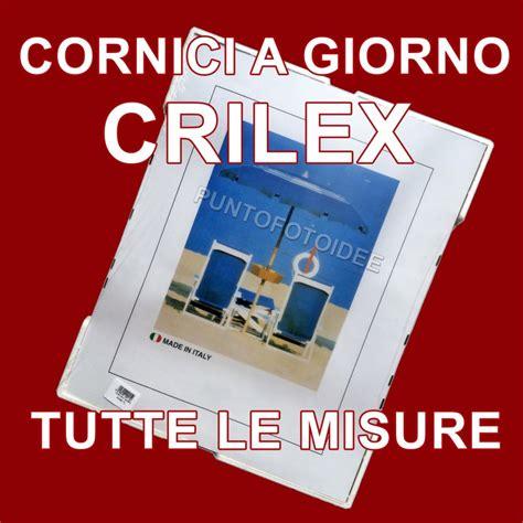 cornici a giorno in plexiglass cornice a giorno in crilex portafoto in plexiglass dalla