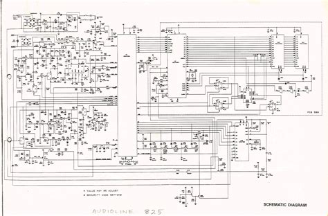 1993 Audi 100 Wiring Diagram by Audi 100 200 1988 Wiring Diagrams Sch Service Manual