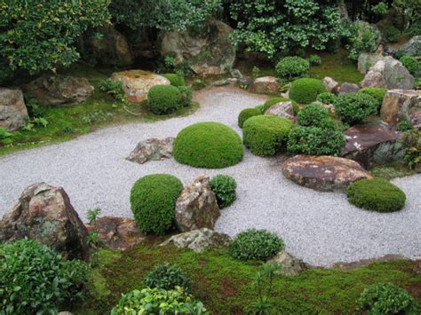 Zen Garden Pictures And The World Of Karesansui Kawaii