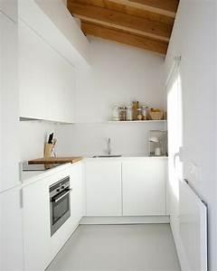 Kleine Küche Einrichten Tipps : kleine k che optimal nutzen ~ Michelbontemps.com Haus und Dekorationen