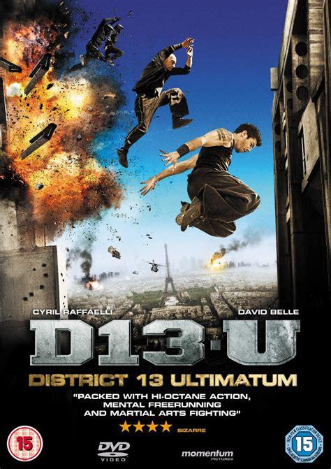 district  ultimatum   hindi full