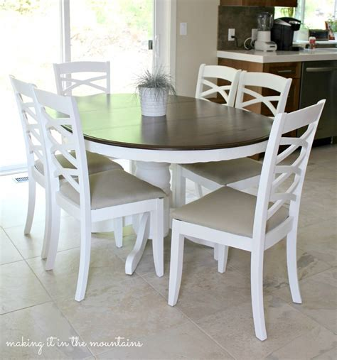 kitchen chair makeover dining chair makeover it in the mountains 3344