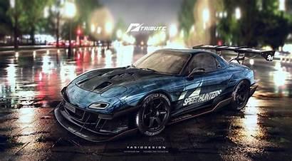 Speedhunters Rx7 Need Tribute Speed Fd3s Yasid