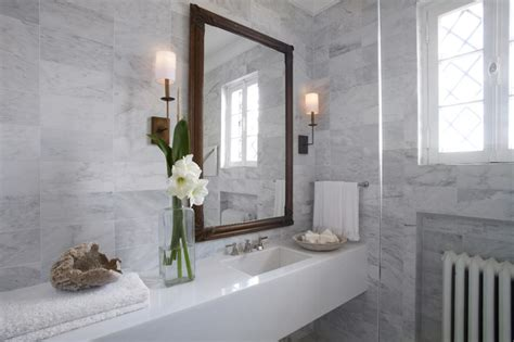 lake forest showhouse guest room suite transitional
