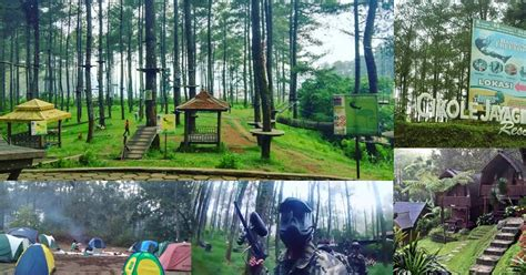 wisata alam penuh kebersamaan  cikole jayagiri resort