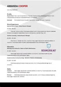 resume templates 2017 word doc resume format 2017 20 free word templates
