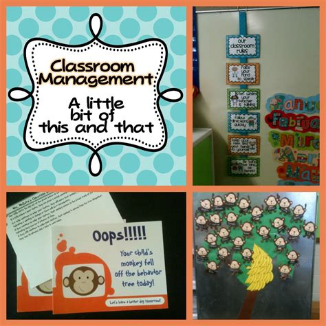 classroom management preschool classroom management hodge podge and a freebie 773