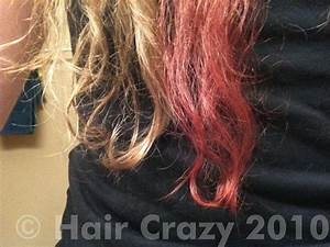 manic panic on unbleached blonde hair - Forums - HairCrazy.com