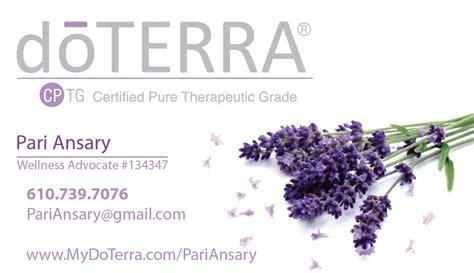 doterra business card   image foundry portfolio