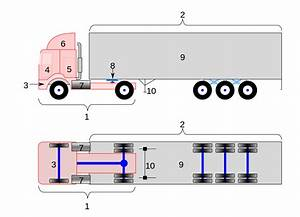 File Coe 12-wheeler Truck Diagram 2 Svg