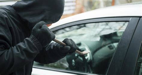 Comprehensive (or other than collision) coverage explicitly covers theft or larceny, without any ifs. What happens if my belongings are stolen out of my car?