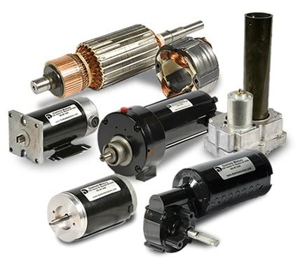 Fractional Horsepower Electric Motors by Custom Dc Electric Fractional Horsepower Motor