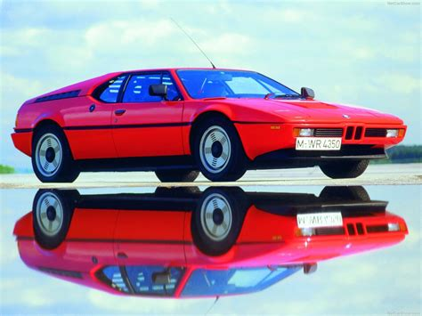 BMW M1 (1979) - picture 5 of 94 - 800x600