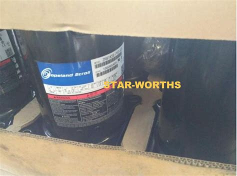 Copeland Refrigeration Scroll Compressor Soldering High