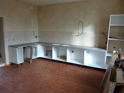 cuisine en siporex realiser une cuisine en siporex cuisine mortier fin liss