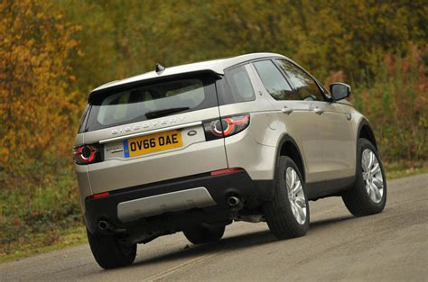2017 land rover discovery sport 2017 land rover discovery sport hse luxury review autocar