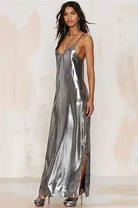 19 metallic bridesmaid dresses youll actually want to With metallic wedding dress