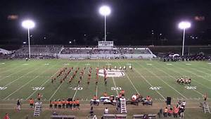 20160916 Naaman Forest High School Halftime Performance ...