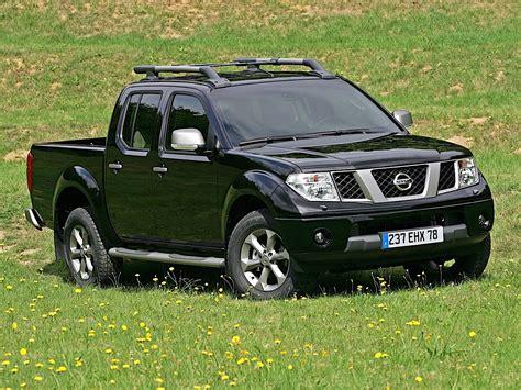 Nissan Navara  Frontier Double Cab Specs & Photos 2005