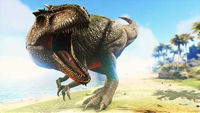 Ark Survival Evolved Dinosaur Wallpapers Angry Theme