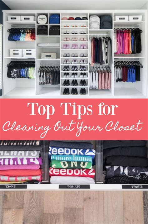 Cleaning Out Closet by Top Tips For Cleaning Out Your Closet Momtrends