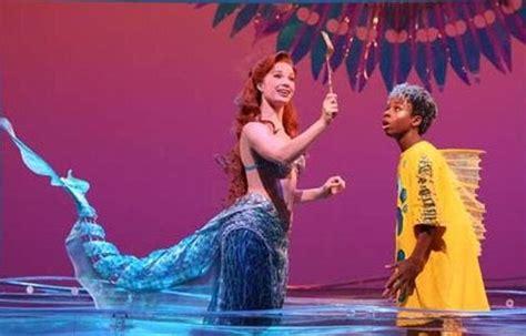 Little Mermaid And Flounder Costume Meningrey