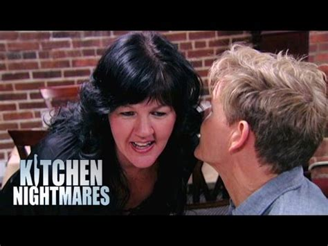Kitchen Nightmares Barefoot Bob S Update by Restaurant Owner Doesn T Understand What Soup Of The Day