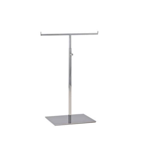 polish silver  bar stand display metal scarves rack tie display rack stainless steel  bar
