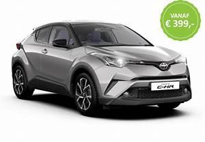Leasing Toyota Chr : toyota chr flex autolease ~ Medecine-chirurgie-esthetiques.com Avis de Voitures