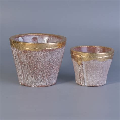 Candle Containers by Candle Container Cement Wholesale Jar Candle