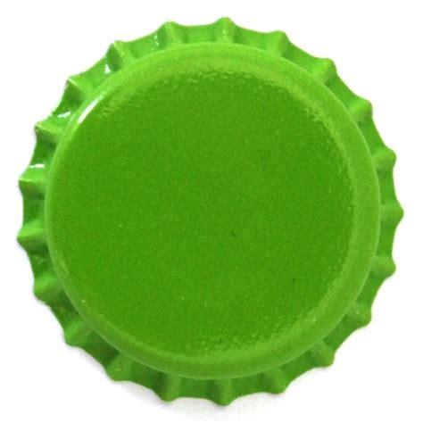 bottle cap lime green bottle caps at bottle cap co