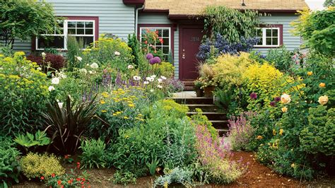 cottage style garden plants how to grow a cottage garden sunset