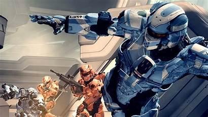 Halo Multiplayer Gameplay