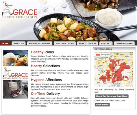 list  healthy home cooked food delivery services