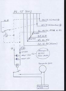 W169 Schaltplan Anlasser