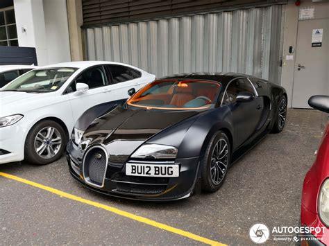 What is bugatti veyron supersport top speed? Bugatti Veyron 16.4 Super Sport Sang Noir - 7 July 2019 - Autogespot
