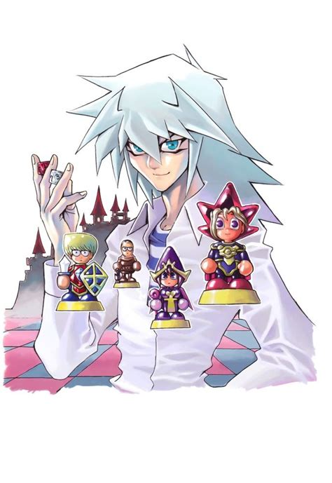 yami bakura deck anime 394 best images about yu gi oh 遊 戯 王 on
