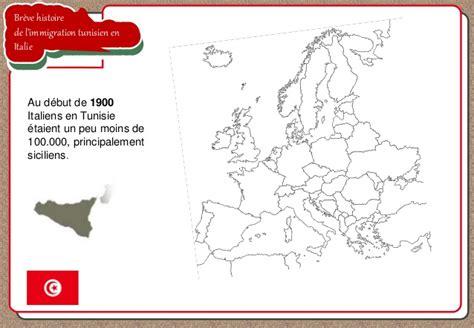 ministere de l interieur italie br 232 ve histoire de l immigration tunisien en italie