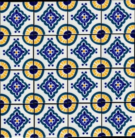 classic 26 traditional mexican tile accents