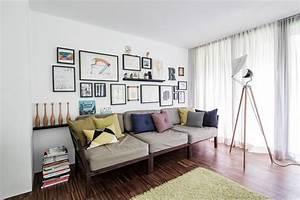Wohnzimmer Accessoires Bringen Leben Ins Zimmer : wohnen mit geschichte couch skandinavisch wohnzimmer ~ Lizthompson.info Haus und Dekorationen