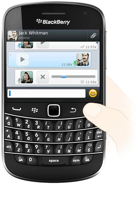 whatsapp messenger blackberry auto design tech