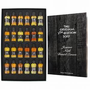 Calendrier De L Avent Pour Homme : calendrier de l 39 avent whisky super insolite ~ Melissatoandfro.com Idées de Décoration