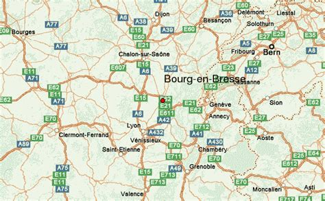 bourg en bresse location guide