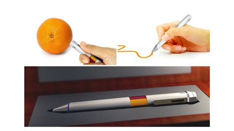 scan color pen a pen that can draw any color in the world