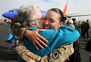 Montana Guard soldiers arrive home after Afghan deployment ...