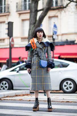 street style   paris fashion week spring