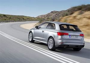 Cote Audi A3 : audi a3 2016 les prix des nouvelles a3 a3 sportback et a3 berline photo 4 l 39 argus ~ Medecine-chirurgie-esthetiques.com Avis de Voitures