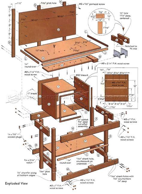 kids workbench plans woodarchivist