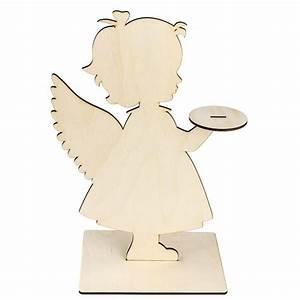 Deko Engel Holz : deko engel aus holz zum aufstellen 31cm x 19 2cm mit podest neuheiten ideen mit herz ~ Orissabook.com Haus und Dekorationen